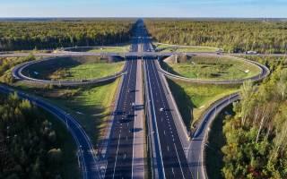 Скоростные дороги россии