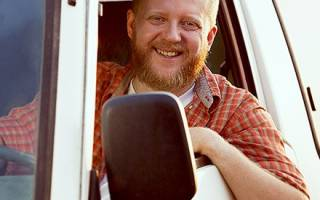 Поиск пассажиров для перевозки легковым автомобилем