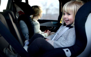 Бустеры автомобильные с какого возраста