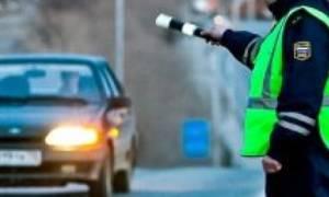 Езда на снятом с учета автомобиле