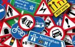 Предупреждающие знаки дорожного движения картинки с пояснениями