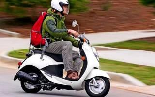 С какого возраста можно водить скутер