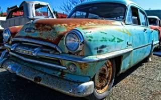 Восстановление авто после утилизации