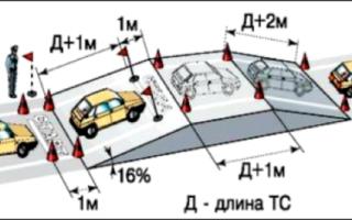 Как пройти эстакаду на автодроме