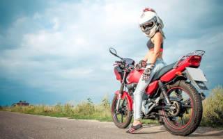 Со скольки можно получить права на мотоцикл