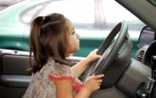 Можно ли оформить авто на несовершеннолетнего
