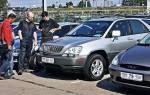 Советы при продаже автомобиля с пробегом