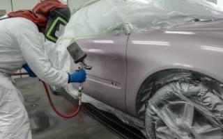 Гарантия на покраску автомобиля