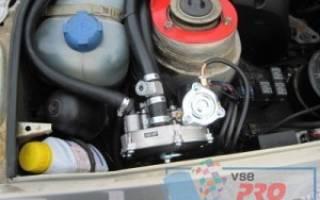 Установка гбо 4 поколения на карбюраторный двигатель