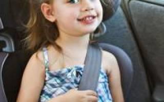 Фиксатор на ремень безопасности для детей