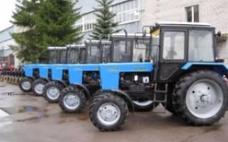Как оформить трактор